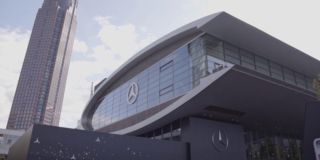 Mercedes-Benz<br/>VR Cycling Simulator